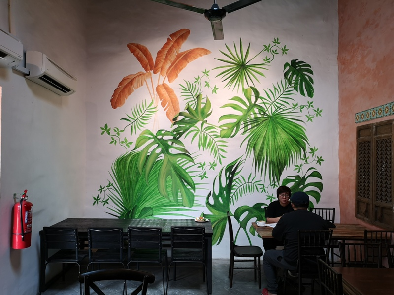 CHOPTIANGBEE10 Malacca-Chop Tiang Bee Cafe 長美號(馬六甲雞場街) 南洋度假風超美咖啡館