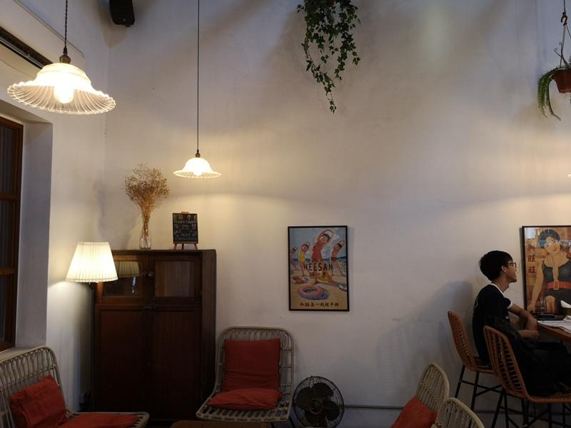 HEESAN08 Malacca-囍叁隔壁Heesan Kopi(馬六甲雞場街)舒適南洋風 一杯咖啡很解熱