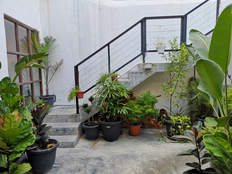 HEESAN09 Malacca-囍叁隔壁Heesan Kopi(馬六甲雞場街)舒適南洋風 一杯咖啡很解熱