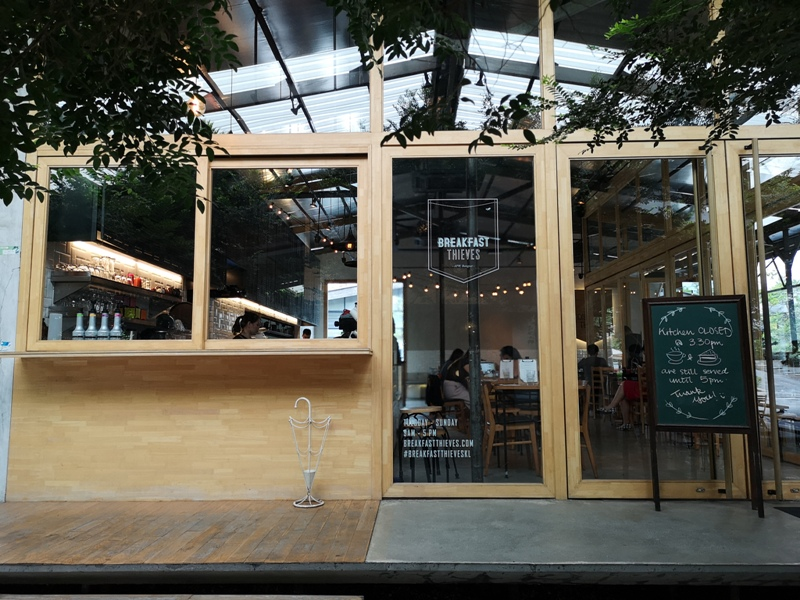 breakfasttheives01 Kuala Lumpur-吉隆坡新咖啡園區APW Bangsar 打卡名店Breakfast Thieves
