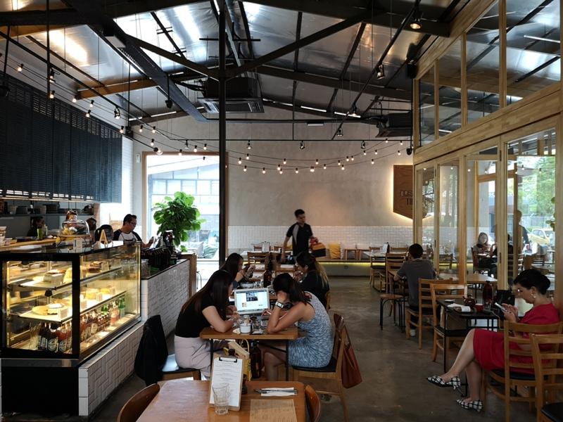 breakfasttheives02 Kuala Lumpur-吉隆坡新咖啡園區APW Bangsar 打卡名店Breakfast Thieves