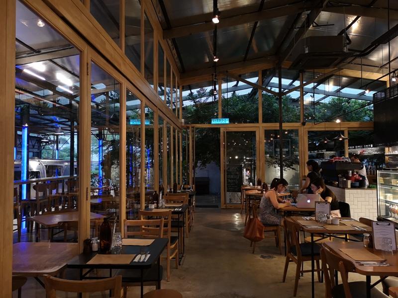 breakfasttheives05 Kuala Lumpur-吉隆坡新咖啡園區APW Bangsar 打卡名店Breakfast Thieves