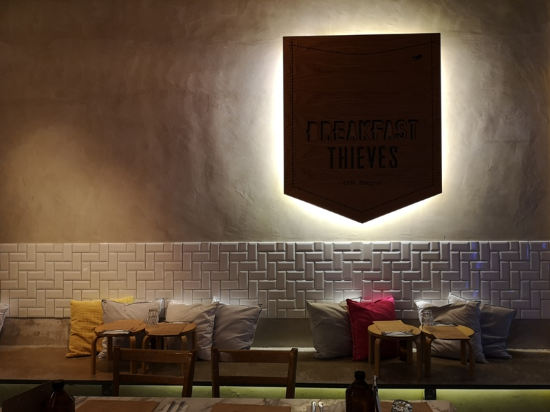 breakfasttheives10 Kuala Lumpur-吉隆坡新咖啡園區APW Bangsar 打卡名店Breakfast Thieves