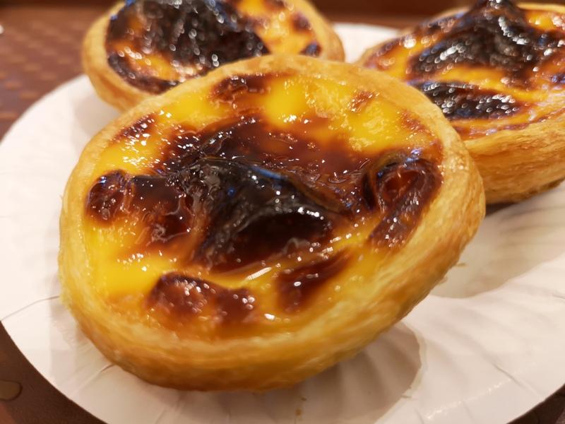 eggtart12 Macao-澳門必吃? 安德魯先生的葡式蛋塔