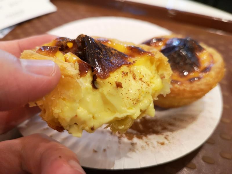 eggtart13 Macao-澳門必吃? 安德魯先生的葡式蛋塔