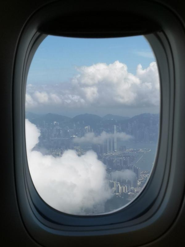 hkgnrt1411 201905台北香港東京成田 首飛香港東京by國泰航空
