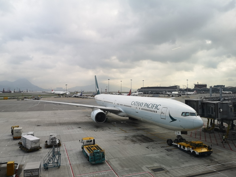 hkgnrt1419 201905台北香港東京成田 首飛香港東京by國泰航空