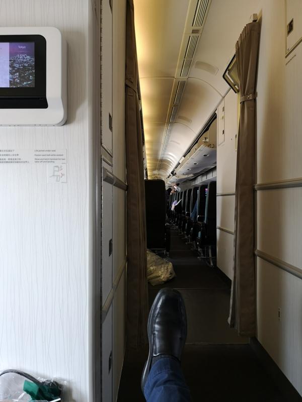 hkgnrt1420 201905台北香港東京成田 首飛香港東京by國泰航空