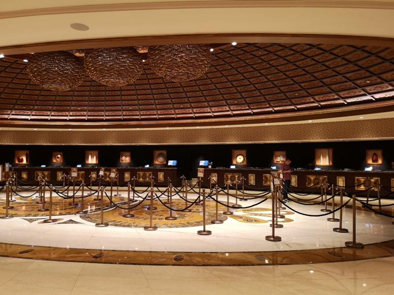 macaosheraton04 Macao-澳門金沙城喜來登酒店 超大的酒店簡單樸實的裝潢