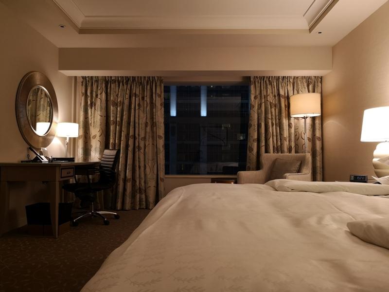 macaosheraton07 Macao-澳門金沙城喜來登酒店 超大的酒店簡單樸實的裝潢