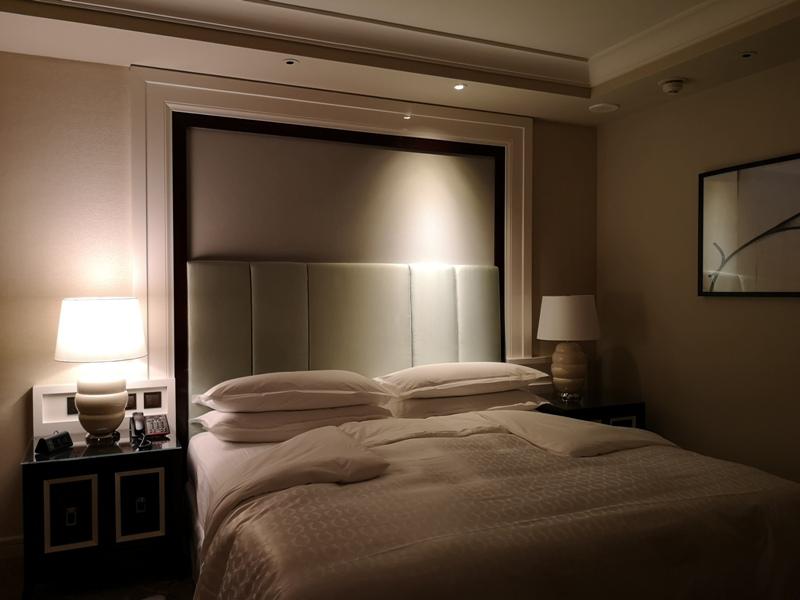 macaosheraton08 Macao-澳門金沙城喜來登酒店 超大的酒店簡單樸實的裝潢