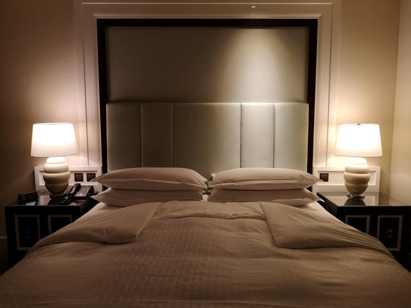 macaosheraton09 Macao-澳門金沙城喜來登酒店 超大的酒店簡單樸實的裝潢