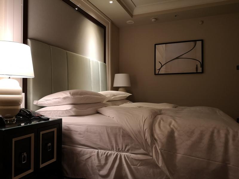 macaosheraton12 Macao-澳門金沙城喜來登酒店 超大的酒店簡單樸實的裝潢
