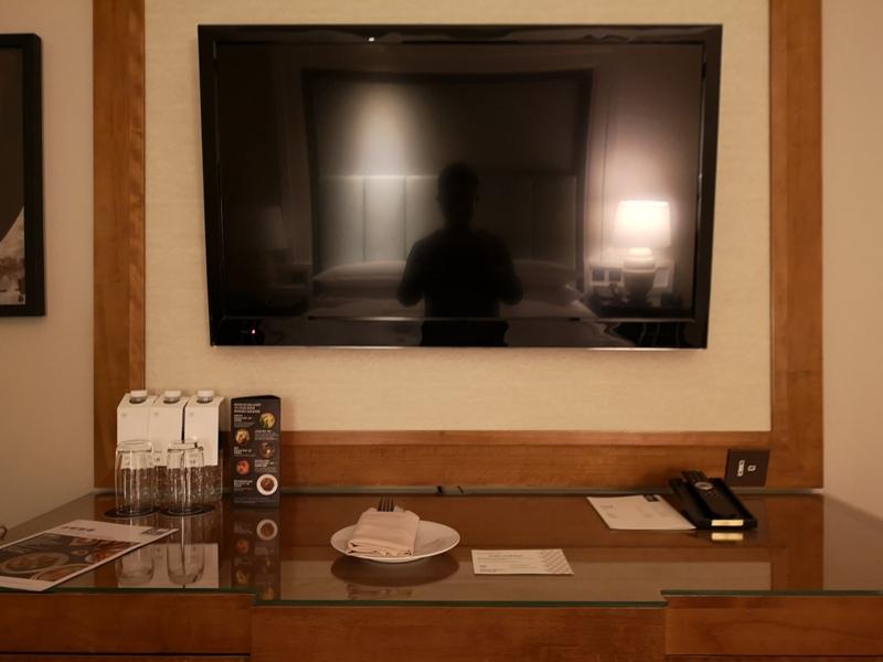 macaosheraton14 Macao-澳門金沙城喜來登酒店 超大的酒店簡單樸實的裝潢