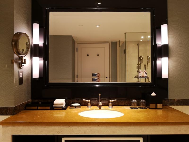 macaosheraton17 Macao-澳門金沙城喜來登酒店 超大的酒店簡單樸實的裝潢