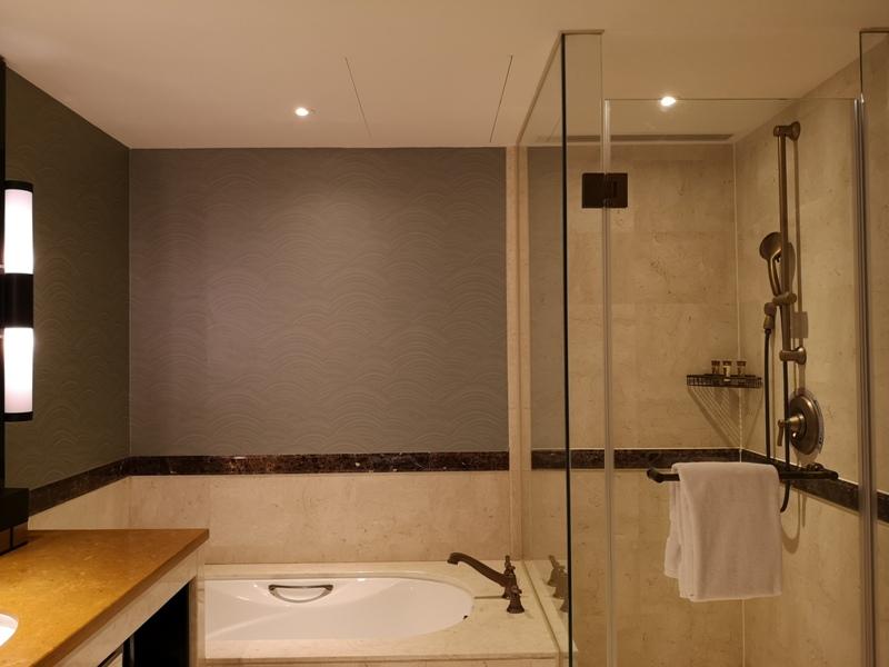 macaosheraton18 Macao-澳門金沙城喜來登酒店 超大的酒店簡單樸實的裝潢
