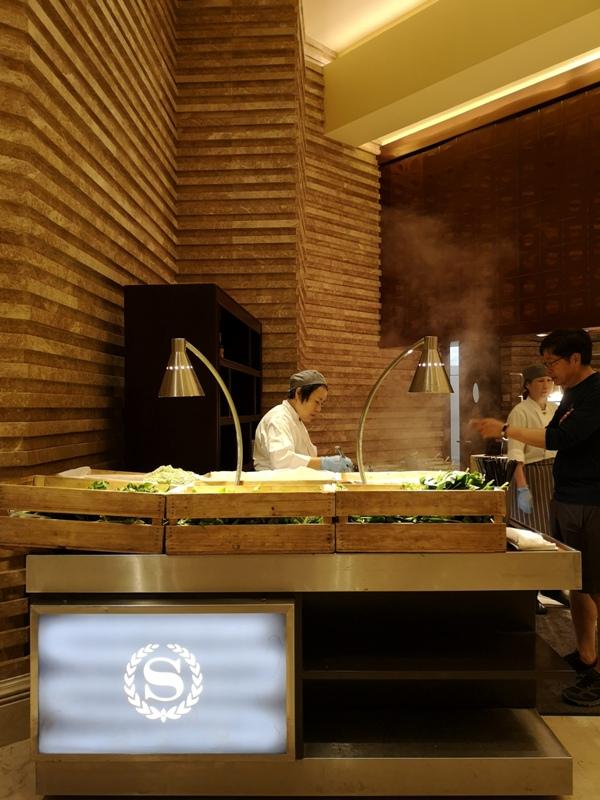 macaosheraton25 Macao-澳門金沙城喜來登酒店 超大的酒店簡單樸實的裝潢