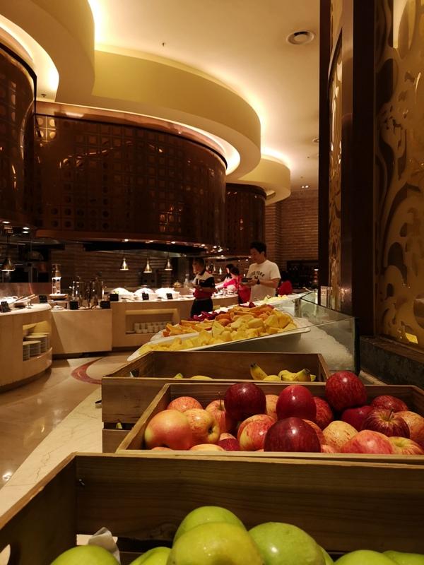 macaosheraton26 Macao-澳門金沙城喜來登酒店 超大的酒店簡單樸實的裝潢