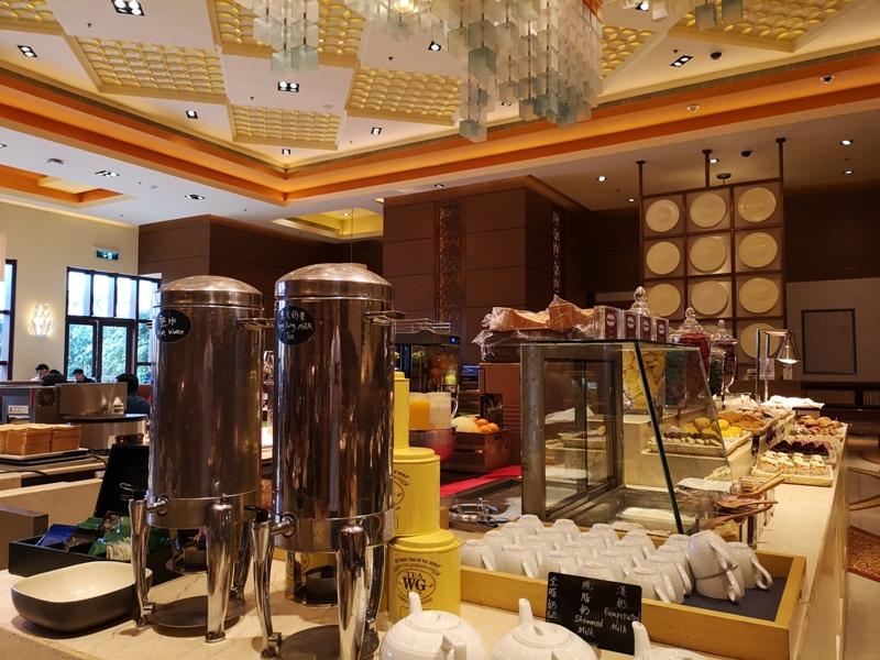 macaosheraton32 Macao-澳門金沙城喜來登酒店 超大的酒店簡單樸實的裝潢