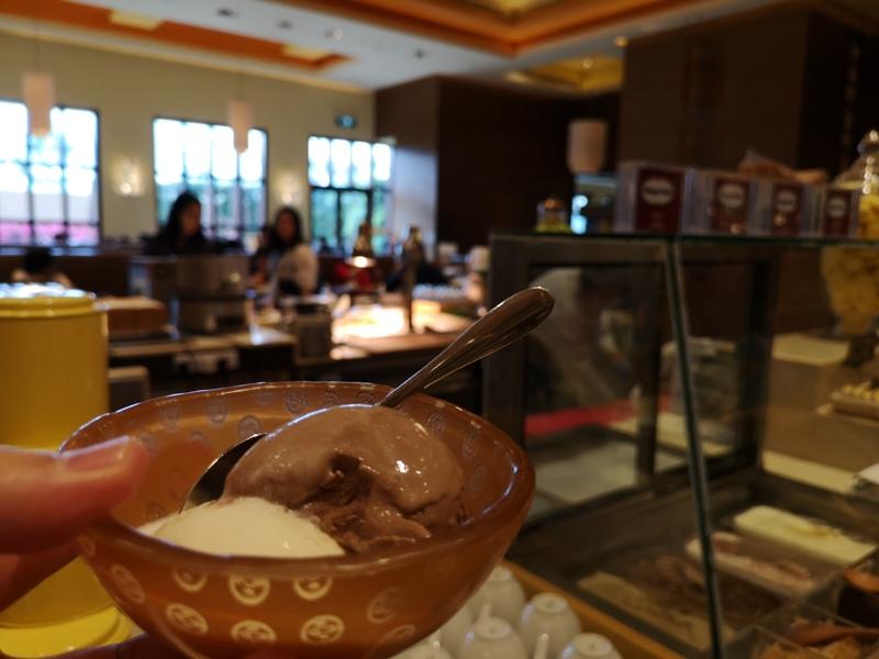 macaosheraton34 Macao-澳門金沙城喜來登酒店 超大的酒店簡單樸實的裝潢