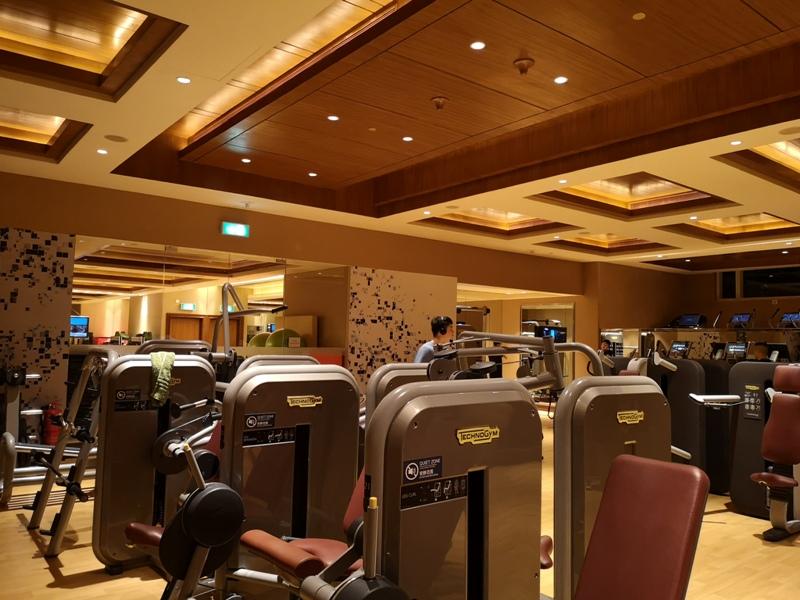 macaosheraton39 Macao-澳門金沙城喜來登酒店 超大的酒店簡單樸實的裝潢