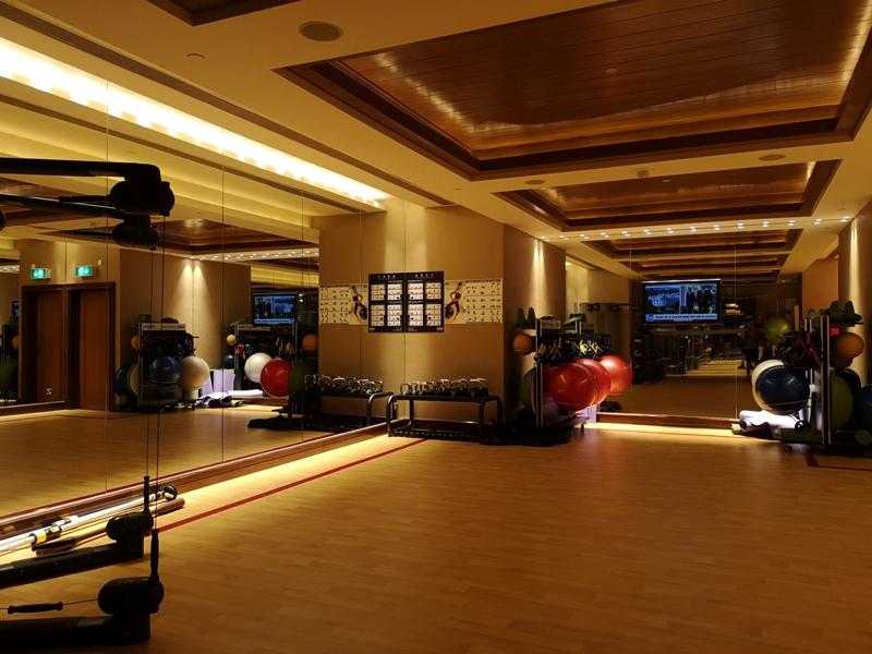macaosheraton40 Macao-澳門金沙城喜來登酒店 超大的酒店簡單樸實的裝潢