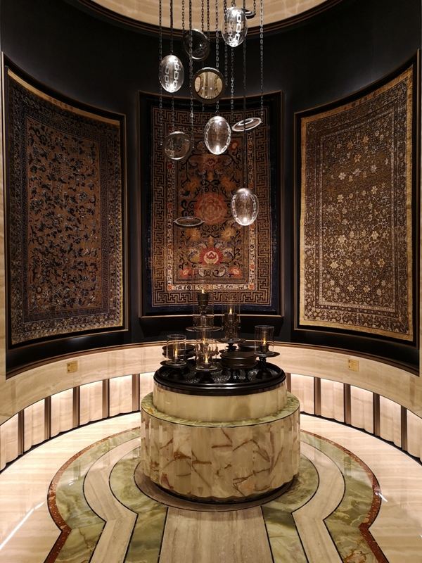 mgm38 Macao-澳門美獅美高梅MGM宛如美術館的購物中心 賭也要賭的優雅