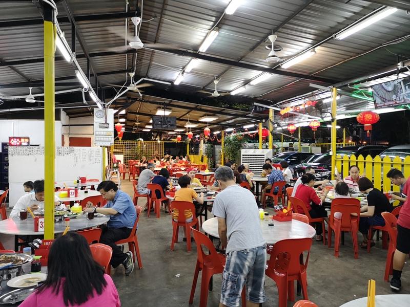munkee02 Kuala Lumpur-文記魚頭王 吉隆坡的快炒名店 來一份蒸魚頭