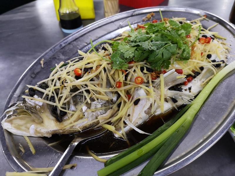 munkee08 Kuala Lumpur-文記魚頭王 吉隆坡的快炒名店 來一份蒸魚頭