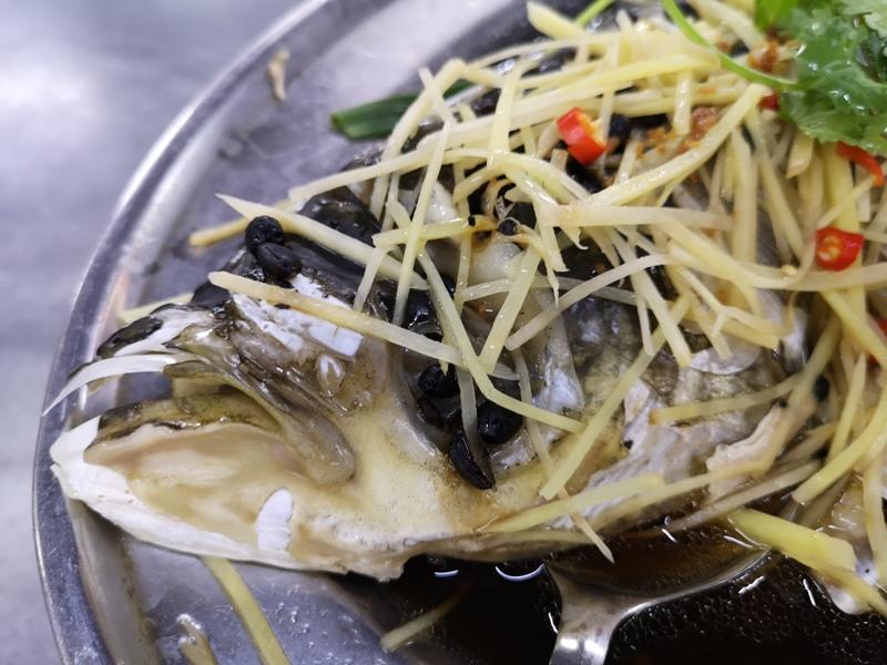 munkee09 Kuala Lumpur-文記魚頭王 吉隆坡的快炒名店 來一份蒸魚頭