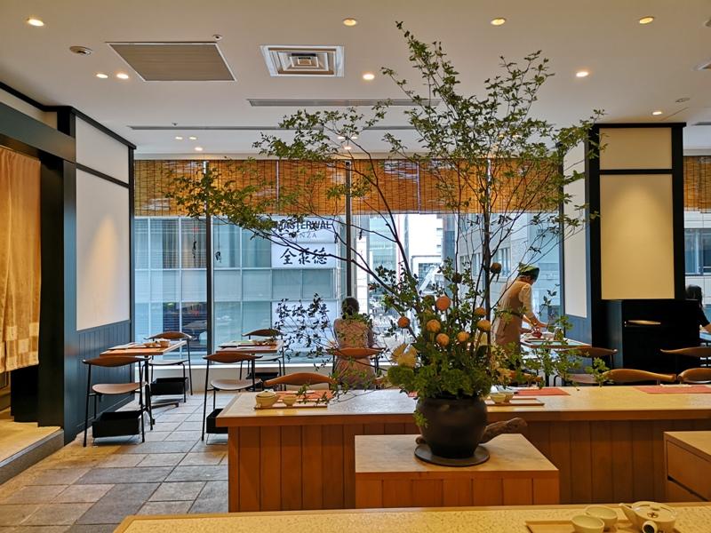 nakamura05 Ginza-中村藤吉 GSIX中馳名日式茶點店 濃茶葛餅的搭配超有戲...苦澀中帶著甘甜的美好