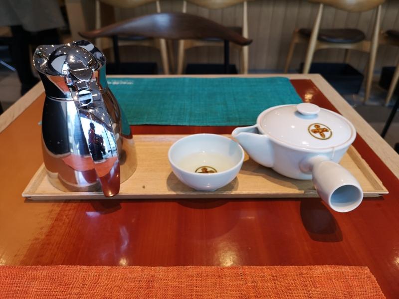 nakamura08 Ginza-中村藤吉 GSIX中馳名日式茶點店 濃茶葛餅的搭配超有戲...苦澀中帶著甘甜的美好