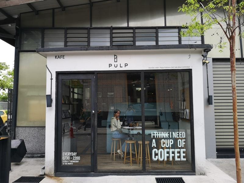 pulpcoffee01 Kuala Lumpur-吉隆坡PULP快來APW Bangsar喝杯咖啡