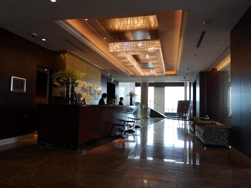 shangrila06 Tokyo-東京香格里拉大酒店 服務細緻地點好餐點好吃
