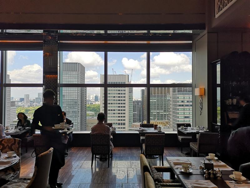 shangrila44 Tokyo-東京香格里拉大酒店 服務細緻地點好餐點好吃