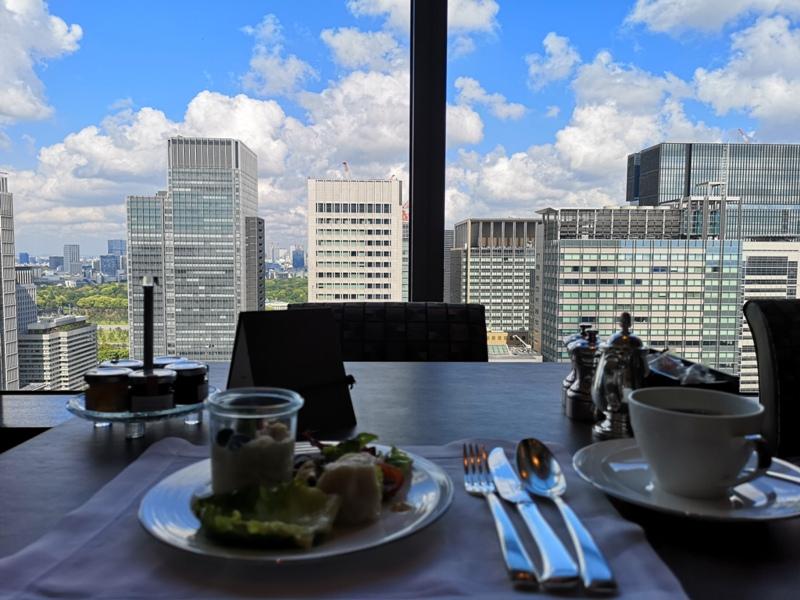 shangrila46 Tokyo-東京香格里拉大酒店 服務細緻地點好餐點好吃