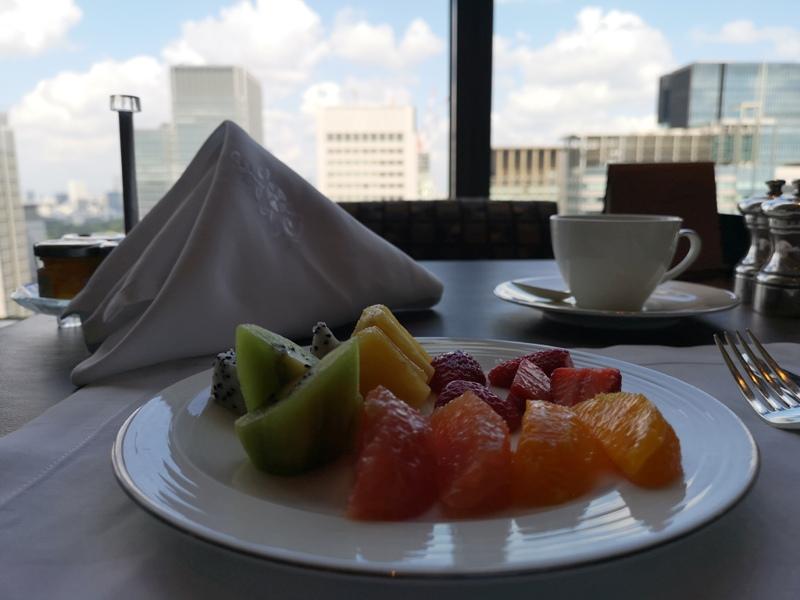 shangrila48 Tokyo-東京香格里拉大酒店 服務細緻地點好餐點好吃