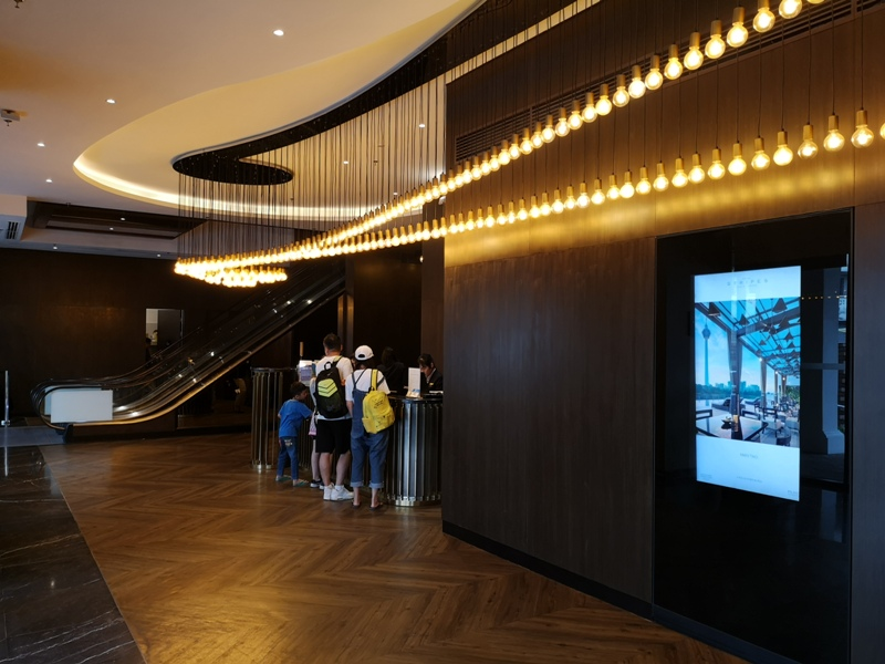 stripeskl05 Kuala Lumpur-Hotel Stripes KL, Autograph Collection簡單好服務 泳池KL Tower視野佳