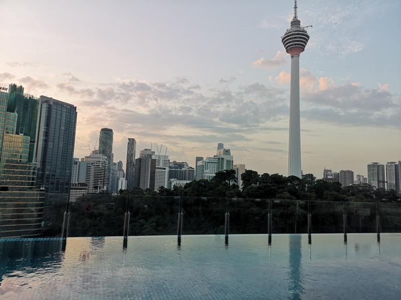 stripeskl37 Kuala Lumpur-Hotel Stripes KL, Autograph Collection簡單好服務 泳池KL Tower視野佳