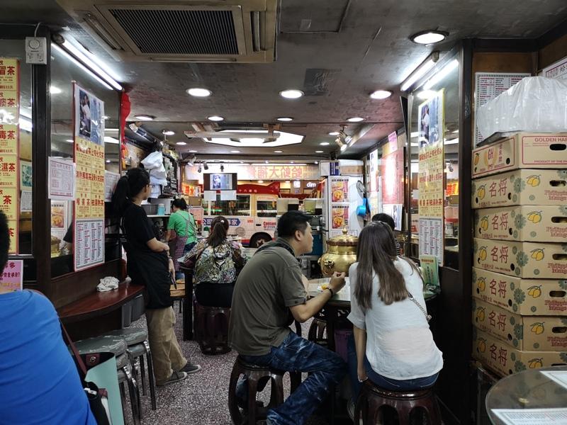 taihetang06 HK-泰和堂涼茶館 像中藥行又像武術館 來一碗清涼退火的甜品
