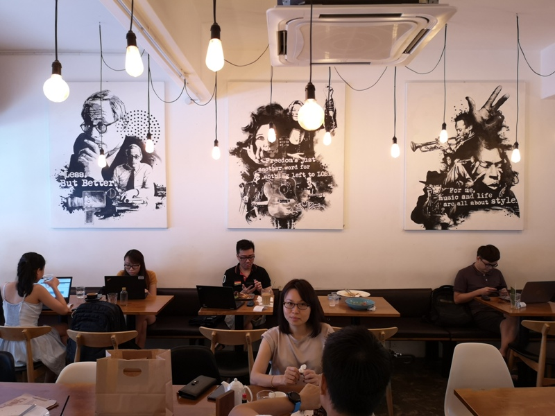 tujohcafe06 Kuala Lumpur-Kafe Tujoh遠離吉隆坡 雪蘭莪住宅區中網美咖啡廳