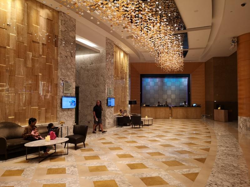 westinkl03 Kuala Lumpur-吉隆坡Westin 有年紀的商務飯店 Residence房型好大器