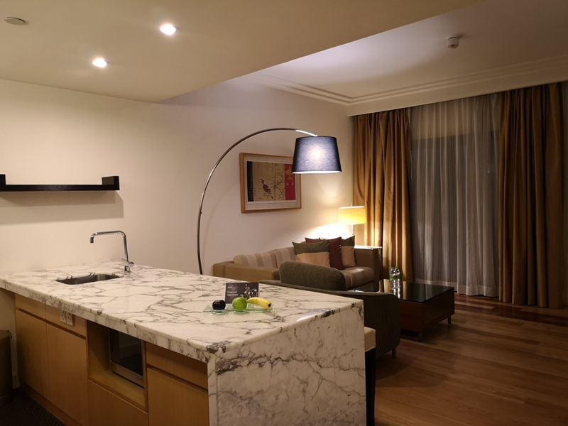 westinkl05 Kuala Lumpur-吉隆坡Westin 有年紀的商務飯店 Residence房型好大器