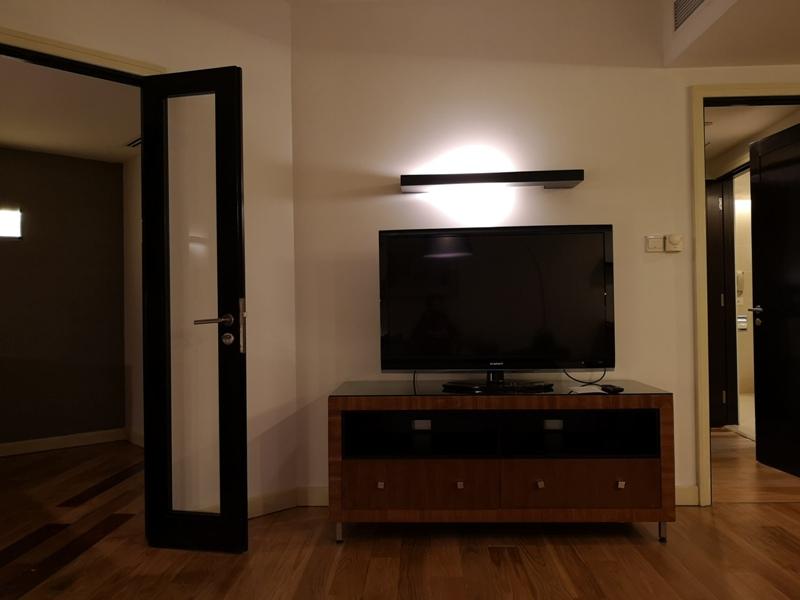 westinkl08 Kuala Lumpur-吉隆坡Westin 有年紀的商務飯店 Residence房型好大器