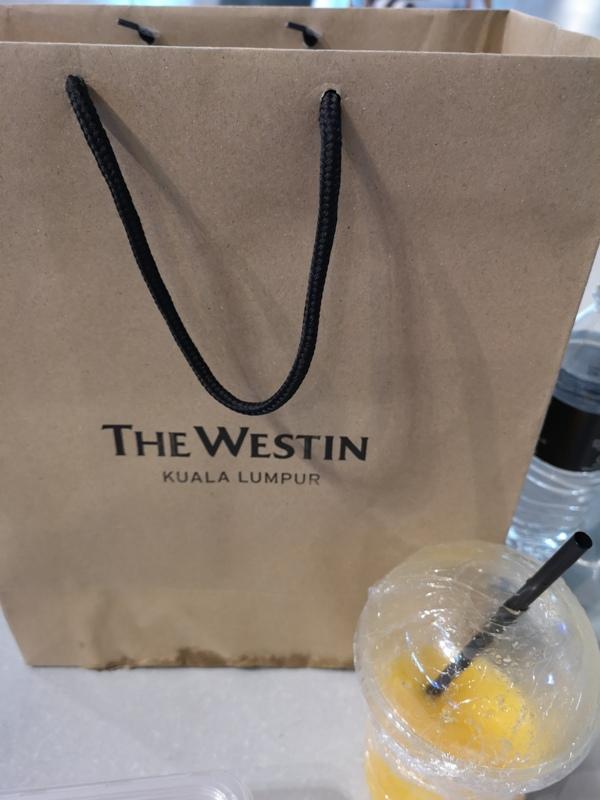 westinkl28 Kuala Lumpur-吉隆坡Westin 有年紀的商務飯店 Residence房型好大器