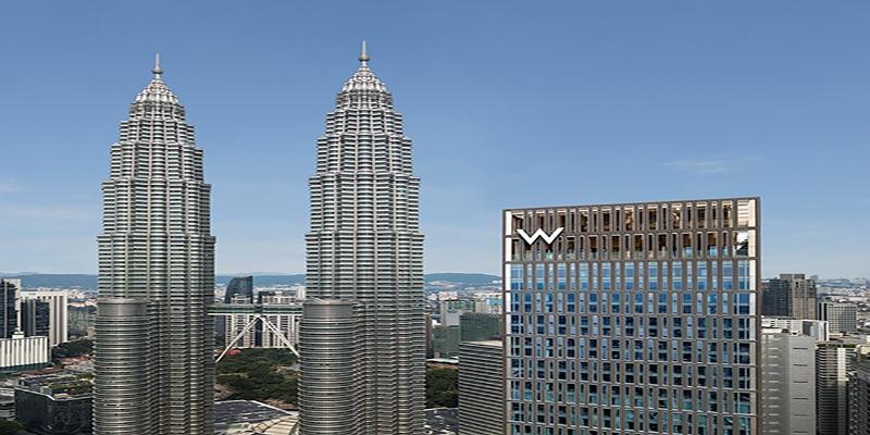 wkualalumpur04 Kuala Lumpur-時尚精品飯店W Kuala Lumpur 緊鄰雙子星塔熱鬧又方便