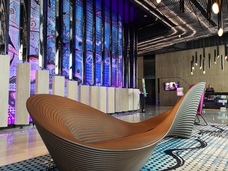 wkualalumpur07 Kuala Lumpur-時尚精品飯店W Kuala Lumpur 緊鄰雙子星塔熱鬧又方便