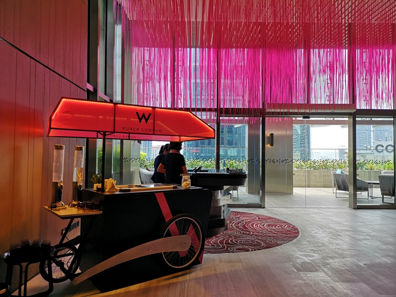 wkualalumpur10 Kuala Lumpur-時尚精品飯店W Kuala Lumpur 緊鄰雙子星塔熱鬧又方便