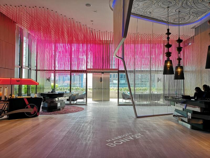 wkualalumpur11 Kuala Lumpur-時尚精品飯店W Kuala Lumpur 緊鄰雙子星塔熱鬧又方便
