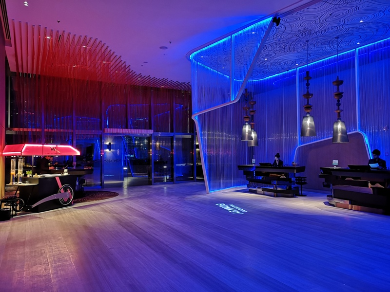 wkualalumpur15 Kuala Lumpur-時尚精品飯店W Kuala Lumpur 緊鄰雙子星塔熱鬧又方便
